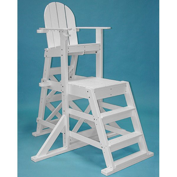 Tailwind MLG525 HDPE Recycled Plastic Lifeguard Chair