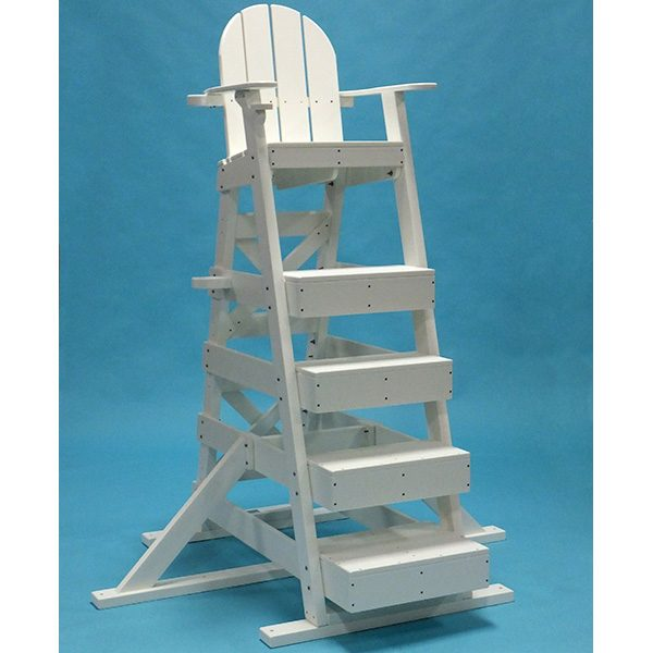 Tailwind TLG517 HDPE Recycled Plastic Lifeguard Chair