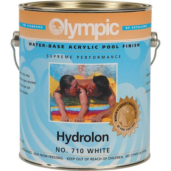 Olympic Hydrolon Acrylic Swimming Pool Coating
