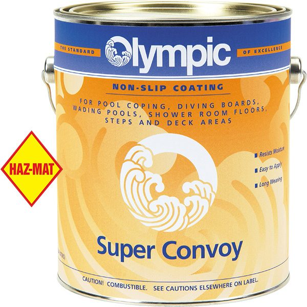 Olympic Super Convoy Swimming Pool Paint