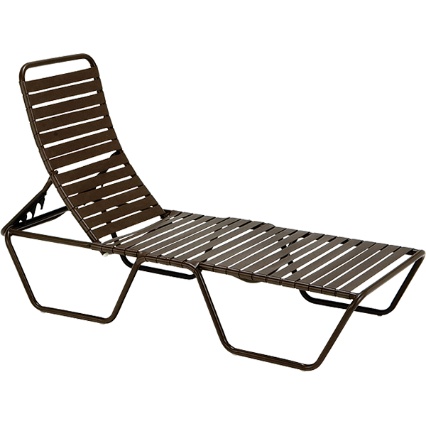Texacraft Swimming Pool Furniture Nesting Holiday Chaise Lounge