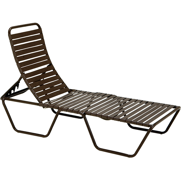 Holiday chaise lounge nesting pool equipment for Aluminum frame chaise lounge