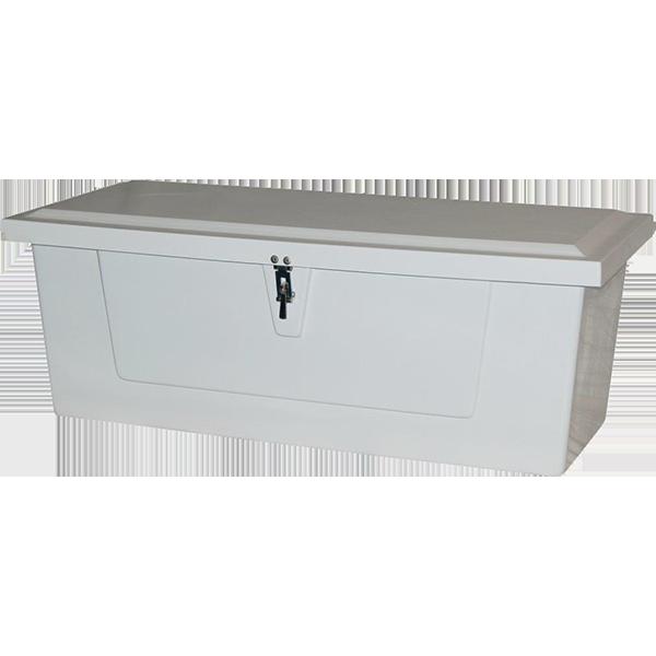4 Foot Deck Fiberglass Storage Box U2013 Model 418