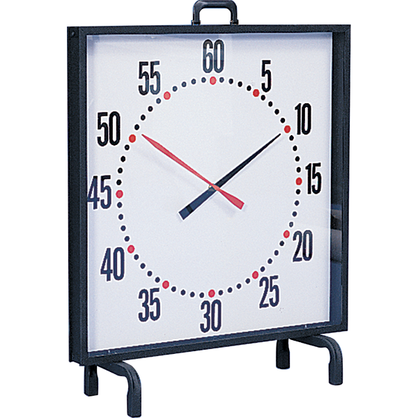 Recreonics 30 inch Electric Free Standing Swimming Pace Clock