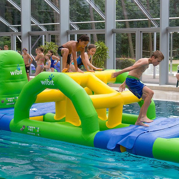 Wibit Bridge Modular Play Product - Commercial Swimming Pool Inflatable