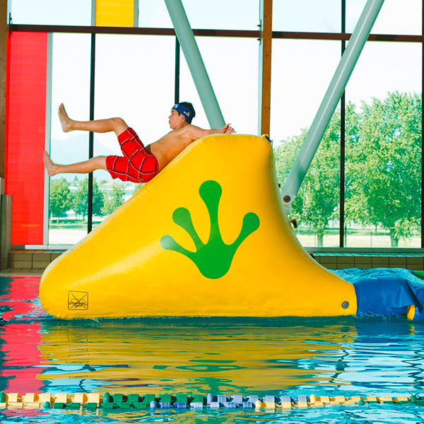 Wibit Slope Modular Play Product Commercial Swimming Pool Inflatable