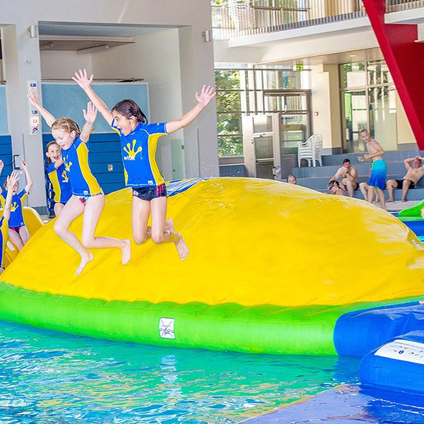 Wibit Dome Modular Play Product - Commercial Swimming Pool Inflatable