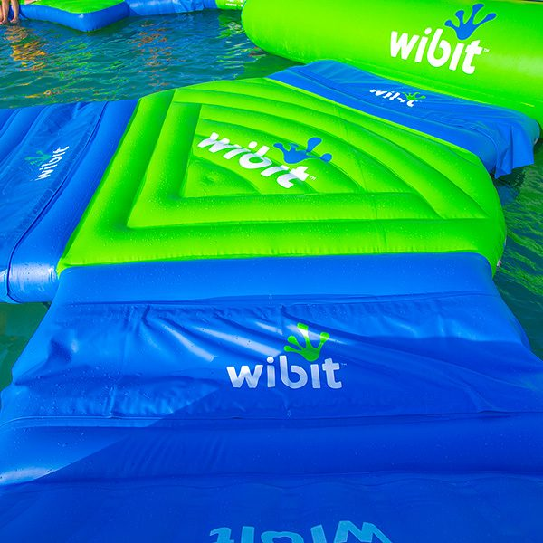 Wibit Y-Connect Modular Play Product - Commercial Swimming Pool Inflatable