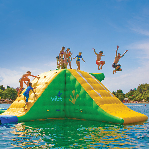 Wibit Action Tower Xxl Modular Play Product Swimming Pool Inflatable