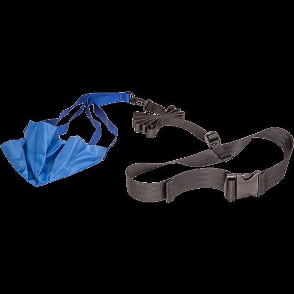 StrechCordz Drag Belt - Tow Tether Long Swim Resistance Training Aid