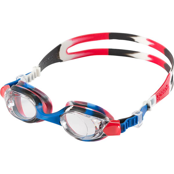 Speedo Skoogle swim goggles are the perfect introductory goggles for younger swimmers.