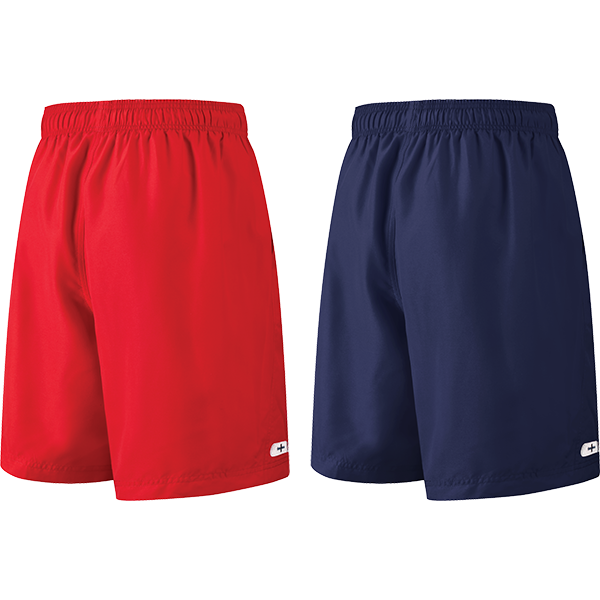 "Speedo's men's 19"" Volley lifeguard short is made of Speedry and dries in record time, with a mesh liner, inside key pocket and side seam pockets."
