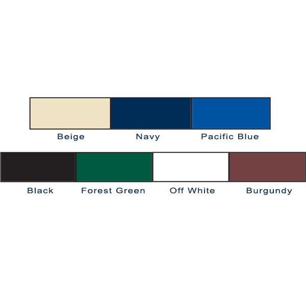 Texacraft outdoor umbrella colors options.