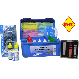 Taylor Complete FAS-DPD Test Kit