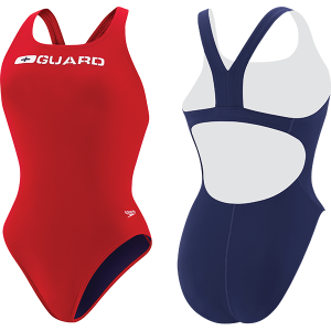 Speedo Womens Super Pro Lifeguard Swim Suit