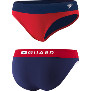 Speedo Womens Hipster Lifeguard Swim Suit Bottom