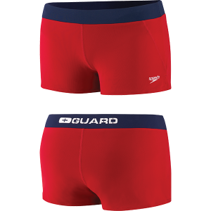 Speedo Womens Swim Short Lifeguard Swim Suit Bottom