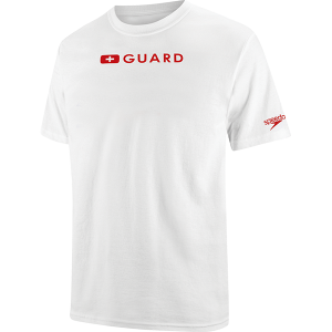 Speedo Mens Lifeguard T-Shirt