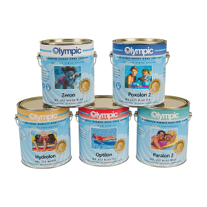 Olympic Swimming Pool Paints