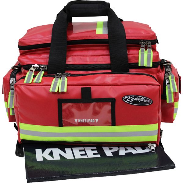 Premium Large Tarpaulin Fluid-Resistant Professional EMS Trauma Bag