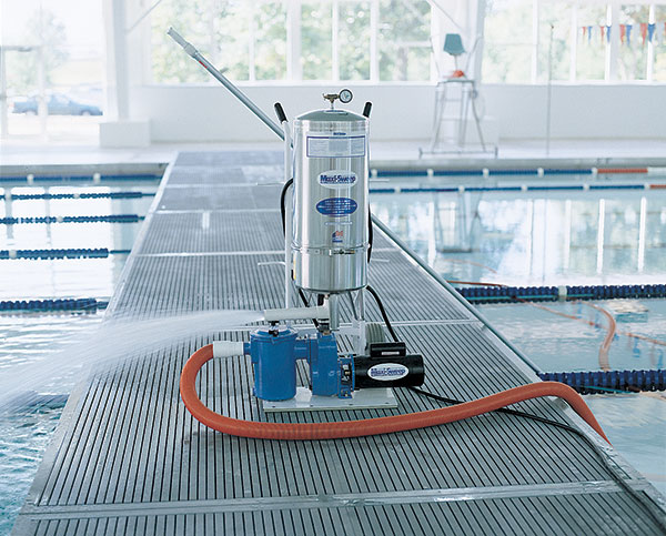 These Vacuum Models Are Easy To Prime And Use. Part Time Staff And  Lifeguards Can Easily Be Taught To Operate Any Maxi Sweep Model.