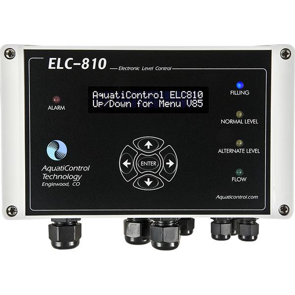 ELC-810 Deck Well Dual Sensing Water Level Controller