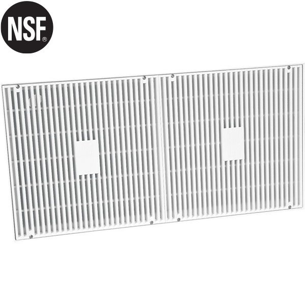 Large Area SuperFlow VBG Swimming Pool Main Drain Grates