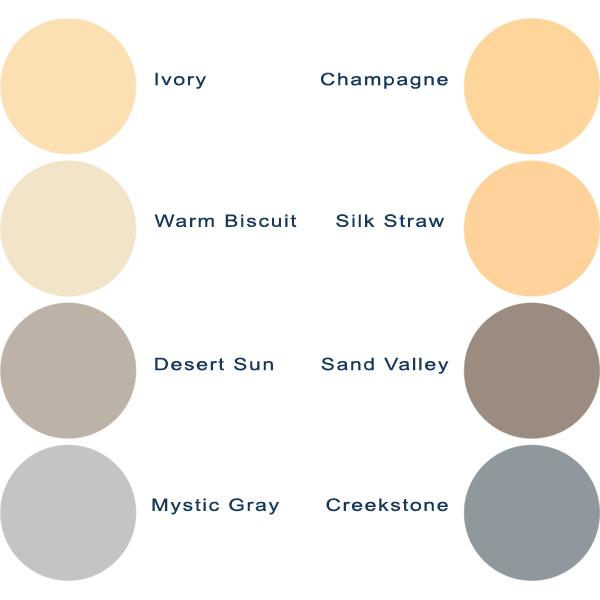 Patio Tones pool deck coatings color options.